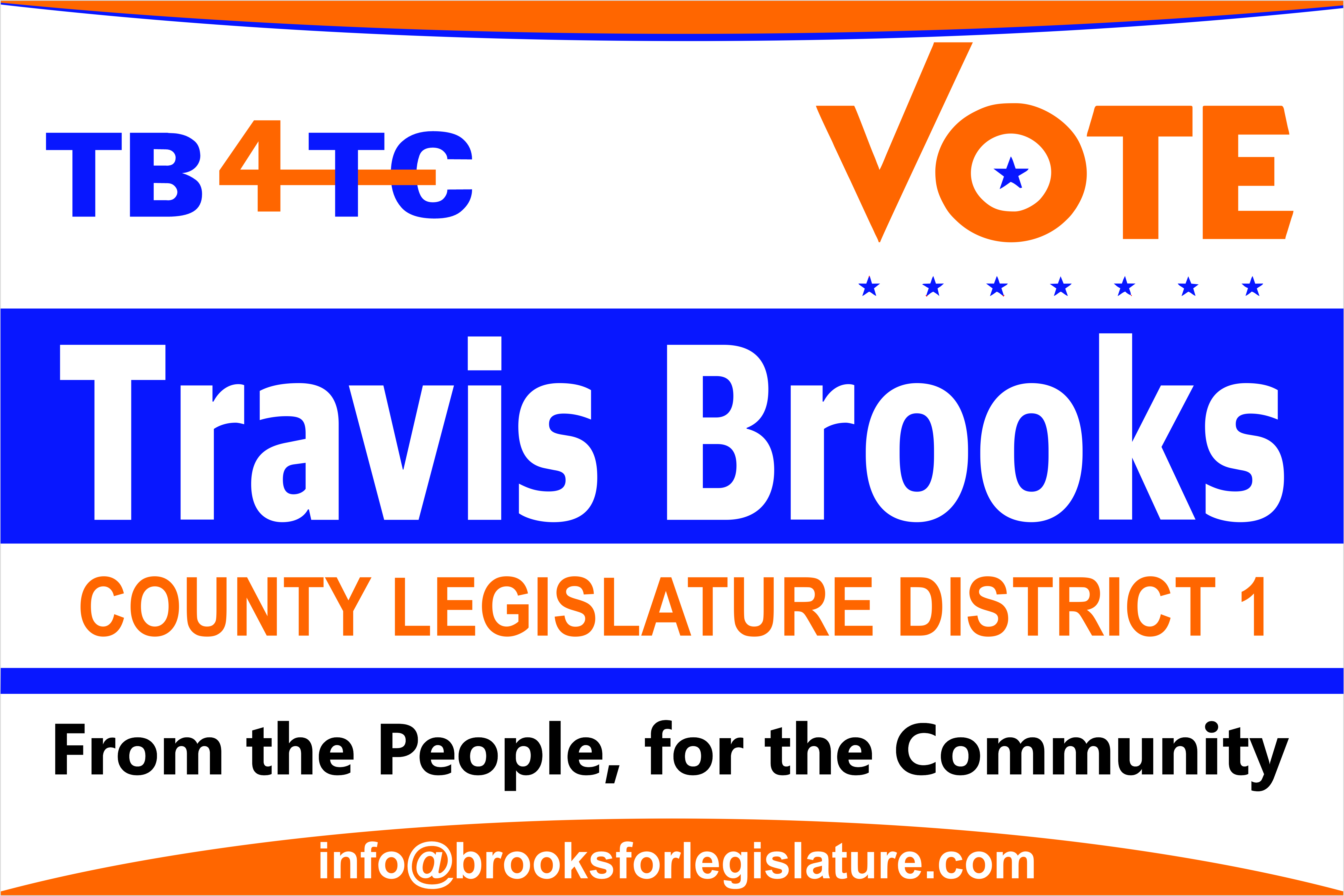 Who wants a yard sign?
