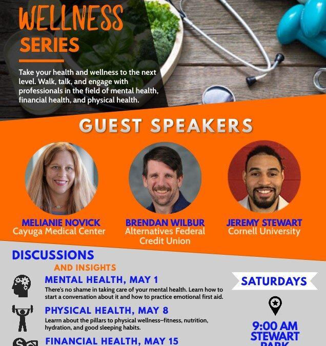 Walk & Talk Wellness Series