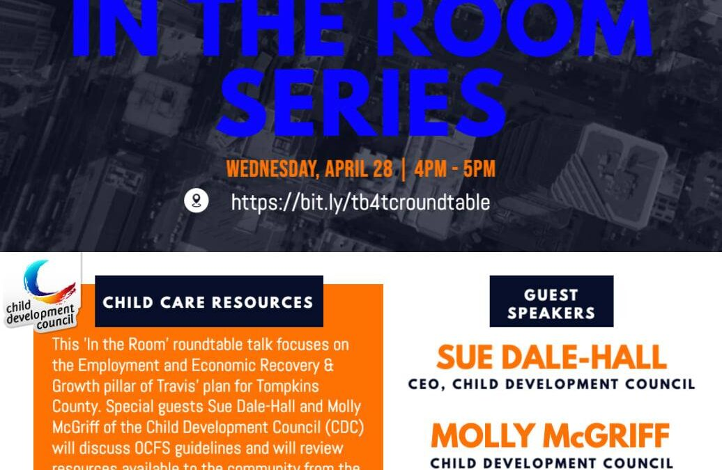 In the Room: Child Care Resources Roundtable