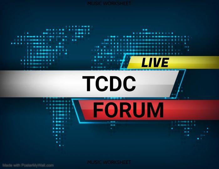 Live TCDC Forum